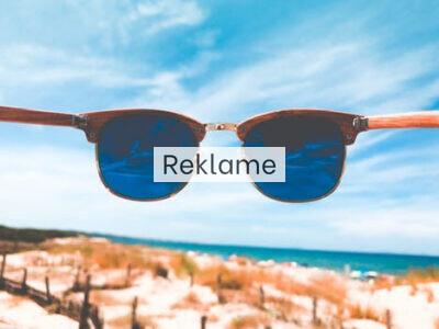 Vælg de rigtige solbriller til din rejse