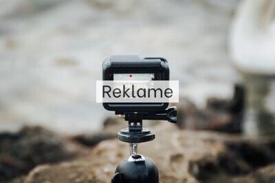 Optag dine rejser med et gopro kamera